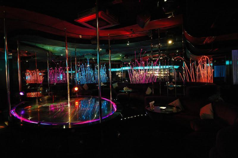 Cabaret klubb Genève