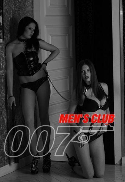 Mænds klub 007
