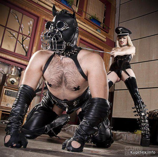 раб и госпожа фото