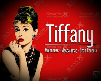 TIFFANY RELAX