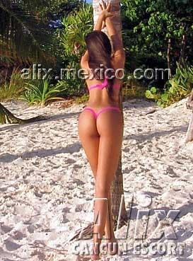 Cancun escorts alix