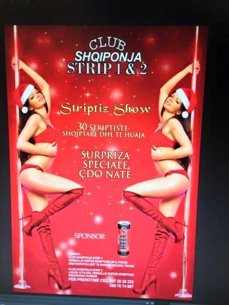 Club Shqiponja Strip