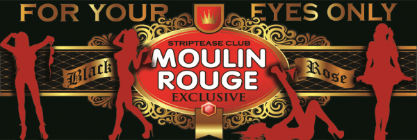 Moulin Rouge Negro